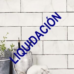 Liquidación-revestimientos pared