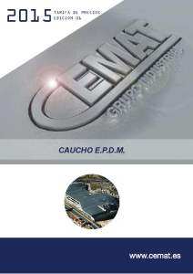 caratula caucho epdm 012012
