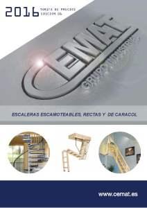 caratula escaleras escamoteables rectas y caracol 012016