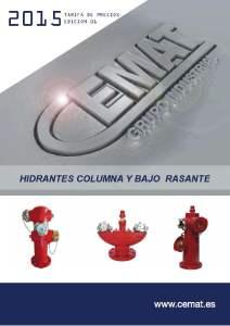 caratula hidrantes anber