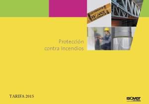 caratula proteccion contra incendios