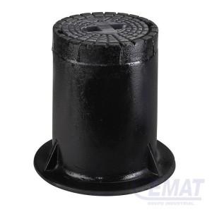 Trampillón DIN ajustable en altura (válvulas)