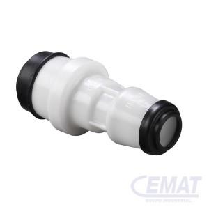 Manguito de tubo ISO | Conector reducido