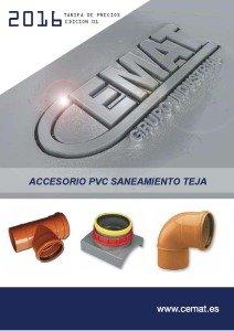 tarifa accesorio saneamiento teja 012016