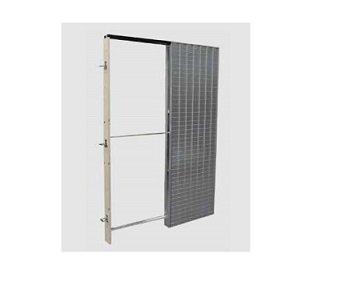 Casoneto la soluci n econ mica estructura puerta for Puertas correderas baratas