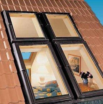 conjunto tapajuntas para ventanas tejado