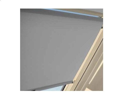 cortina resorte ventana tejado