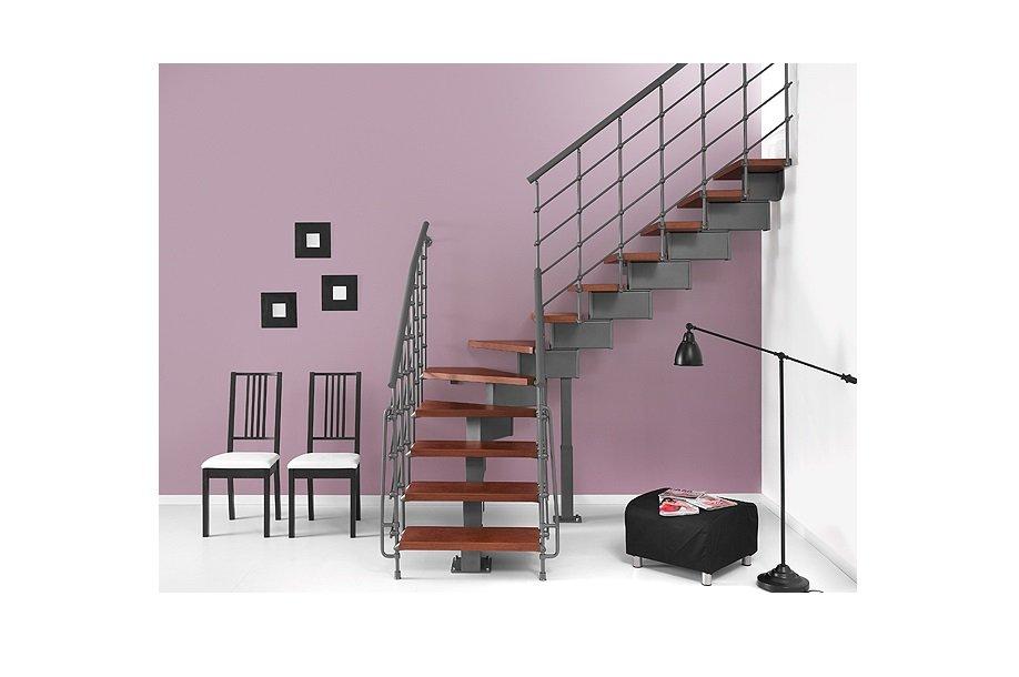 Escaleras escamoteables baratas transportes de paneles for Escaleras plegables baratas