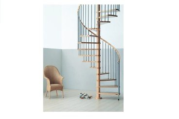 escalera de caracol ghibli