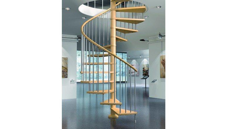 escalera de caracol vip