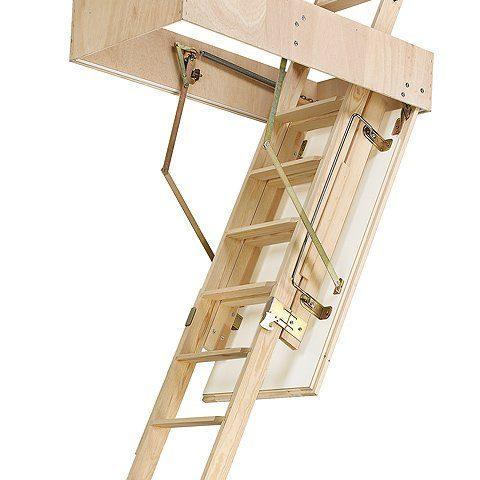 escalera madera cadet 2 iso abierta
