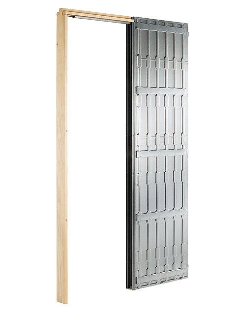 Estructura puerta corredera orchidea pyl puertas ocultas - Estructuras para puertas correderas ...
