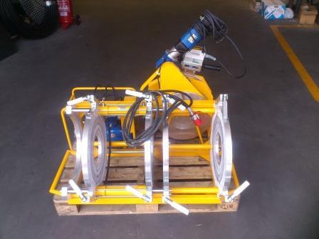 maquina de soldar hasta 400 mm