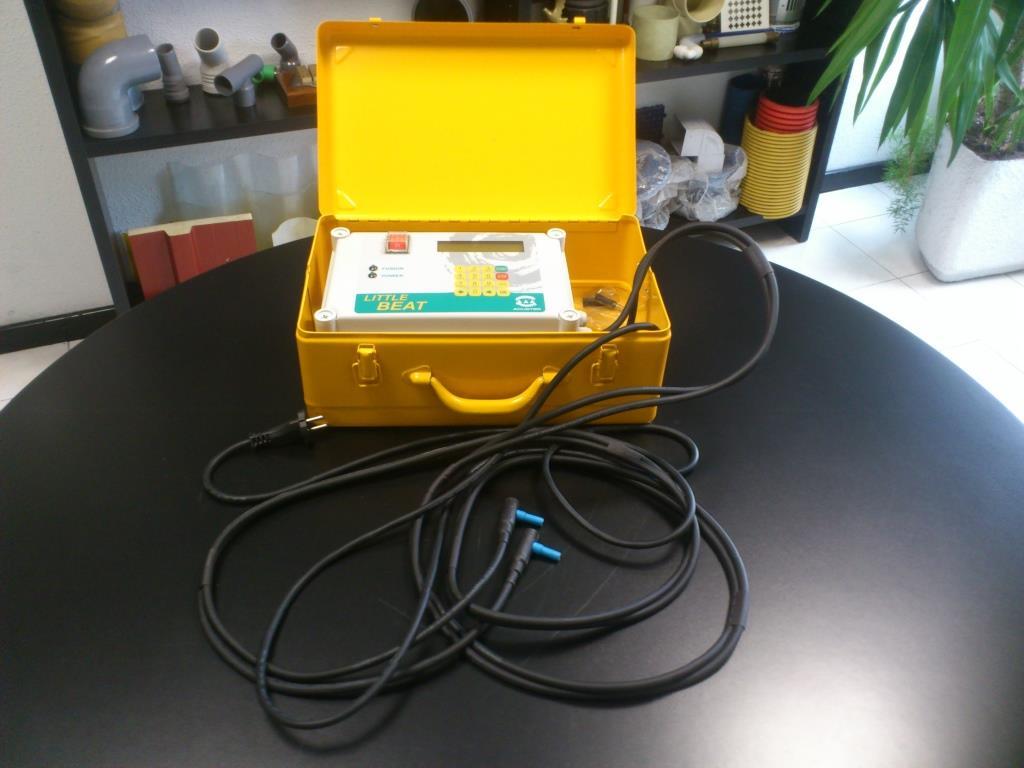 maquina electrofusión little beat 2