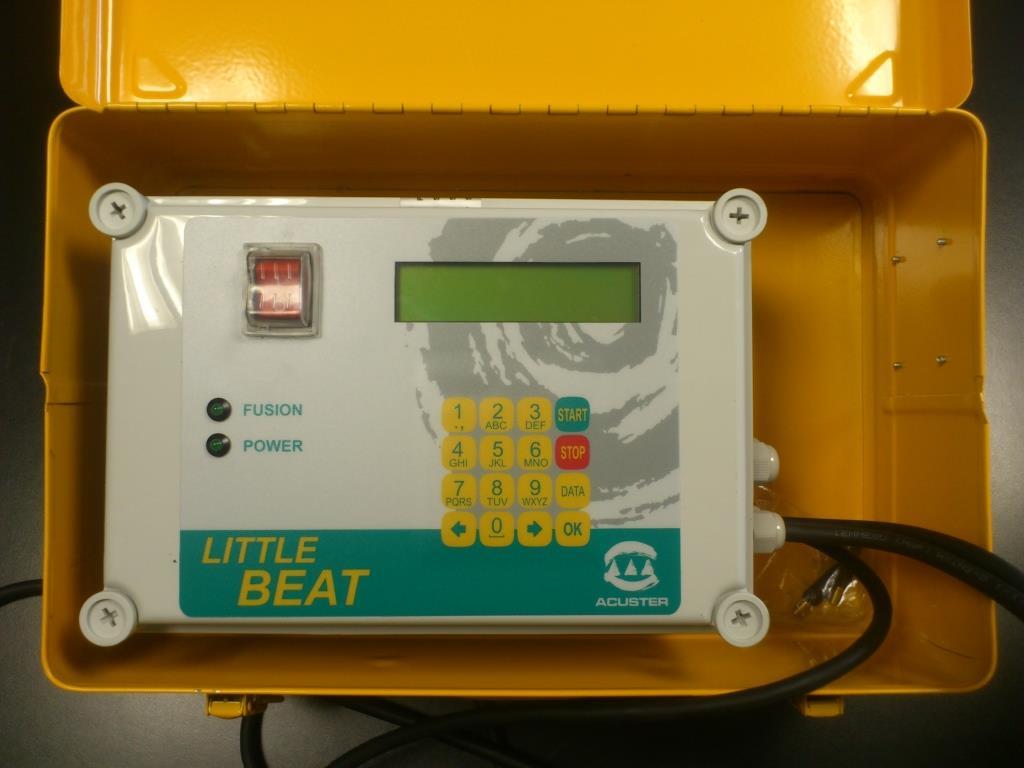 maquina electrofusión little beat 4