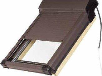 persiana exterior electrica ventana tejado