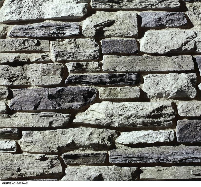 piedra cultivada austria gris old