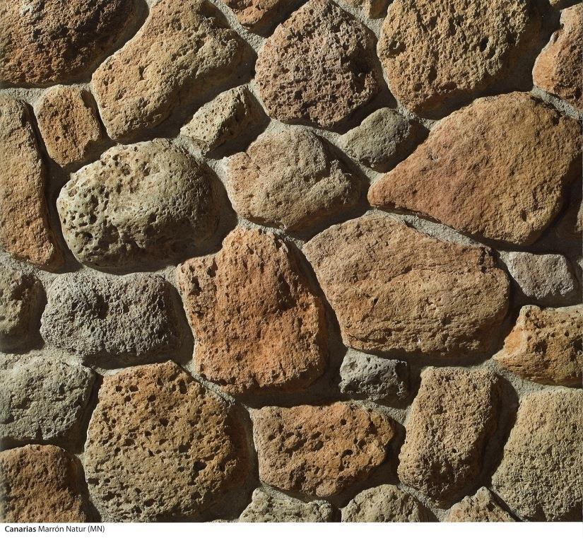 piedra cultivada canarias marron natur