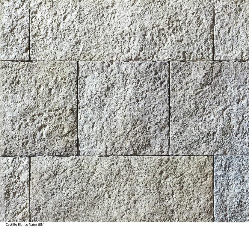 piedra cultivada castillo blanco natur