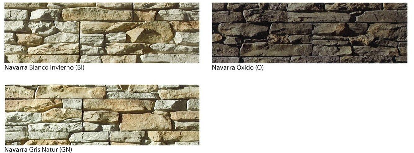piedra cultivada navarra modelos