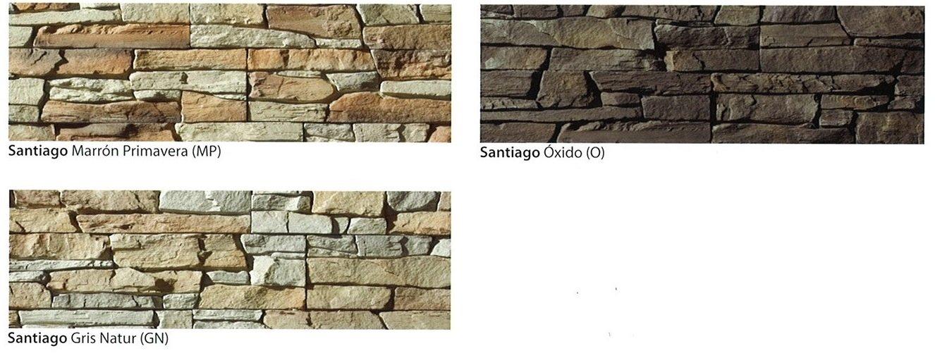 modelos piedra cultivada santiago