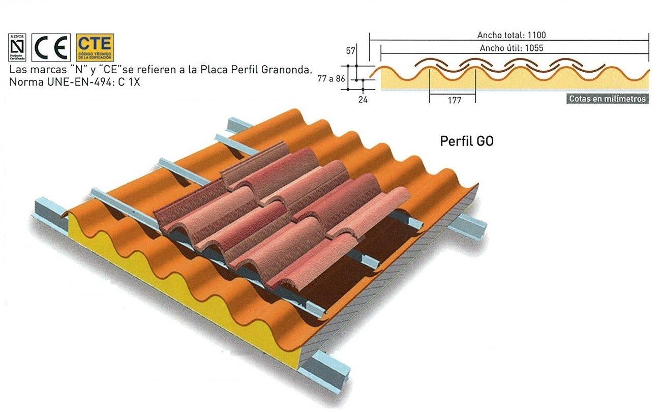 Tela asfaltica imitacion teja cool para tejado with tela for Tela asfaltica para tejados de madera