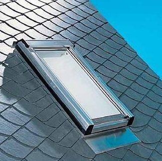 tapajuntas plano ventana tejado