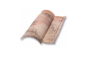 teja cerámica mixta collado 10 paja