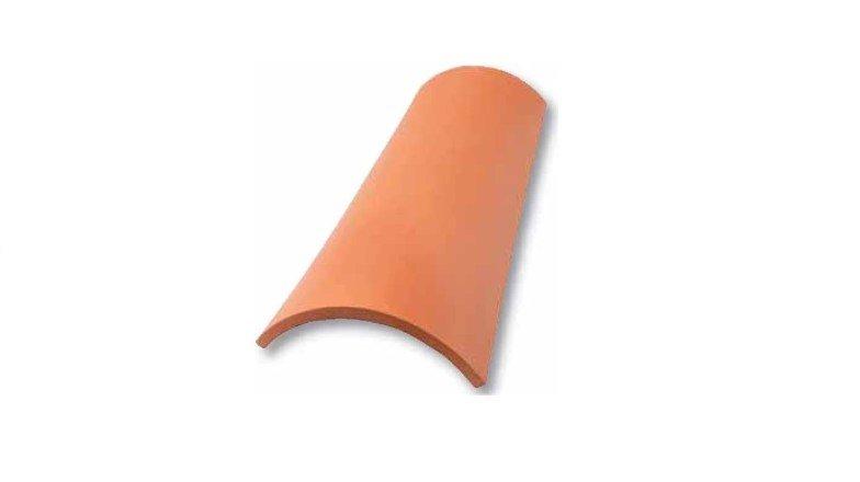 teja ceramica curva collado