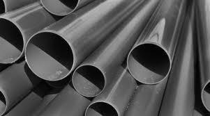 tubo pvc presion gris