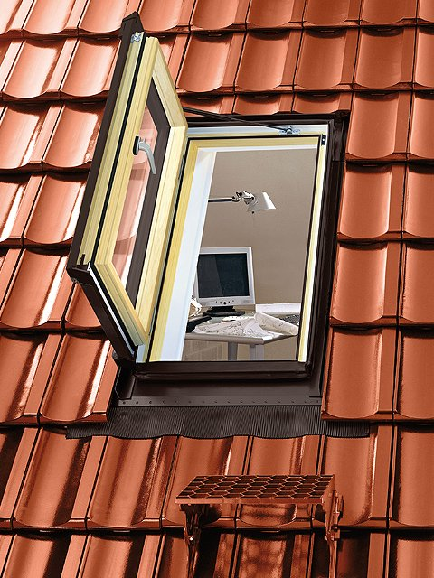 ventana tejado serie da35st