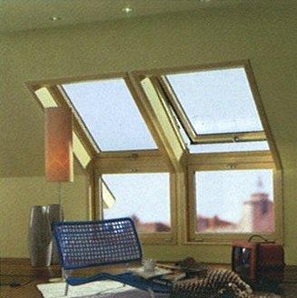 ventana vertical