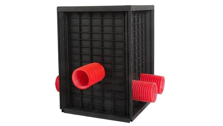 arqueta modular desmontable