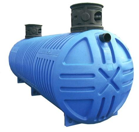 deposito agua instalaciones enterradas gran capacidad