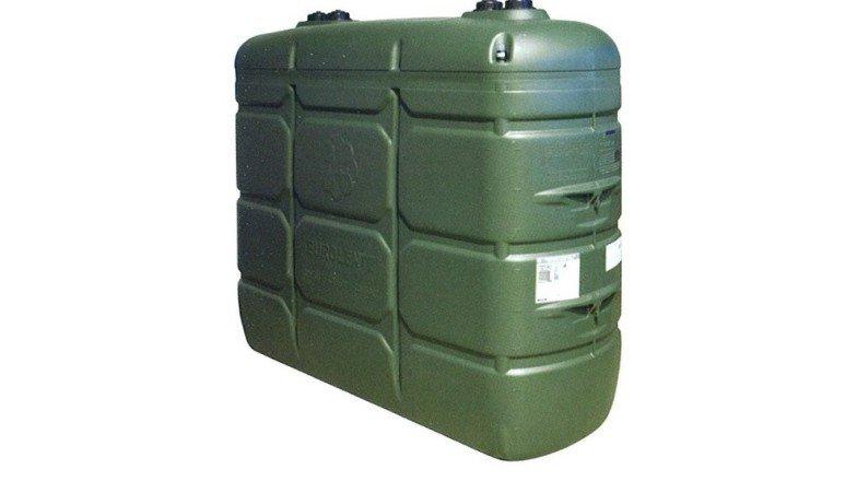 deposito gasoil confor verde