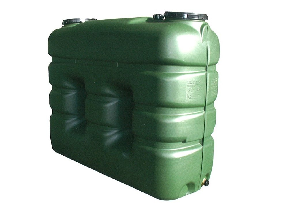 deposito para agua pe aqualenz rectangular