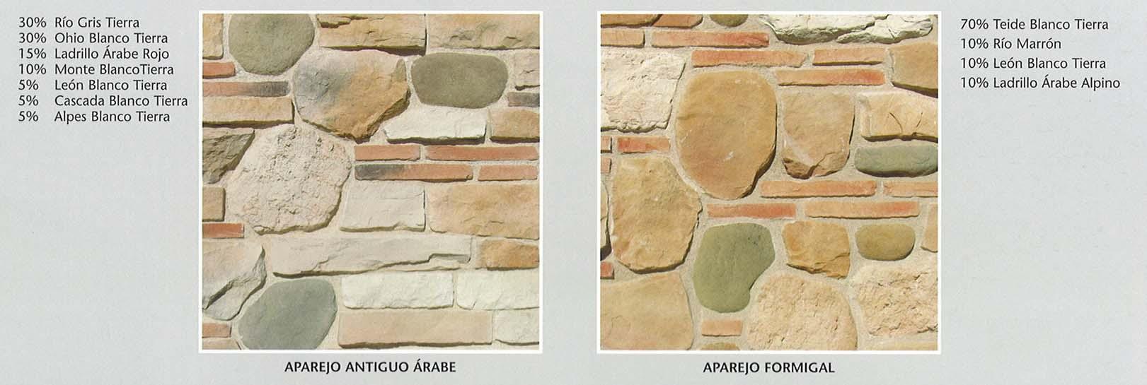 combinaciones piedra decorativa piedra artificial decorativa combinada - Piedra Artificial Decorativa