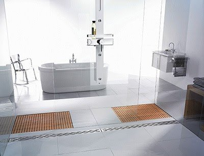 Canales de ducha walk in cemat gijon asturias for Duchas electricas modernas