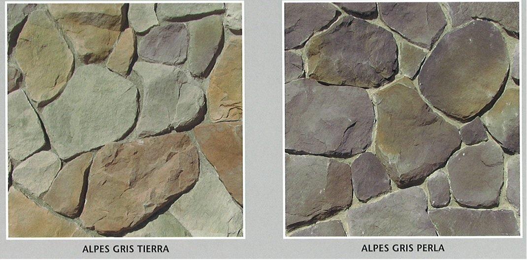 piedra cultivada alpes modelos 2