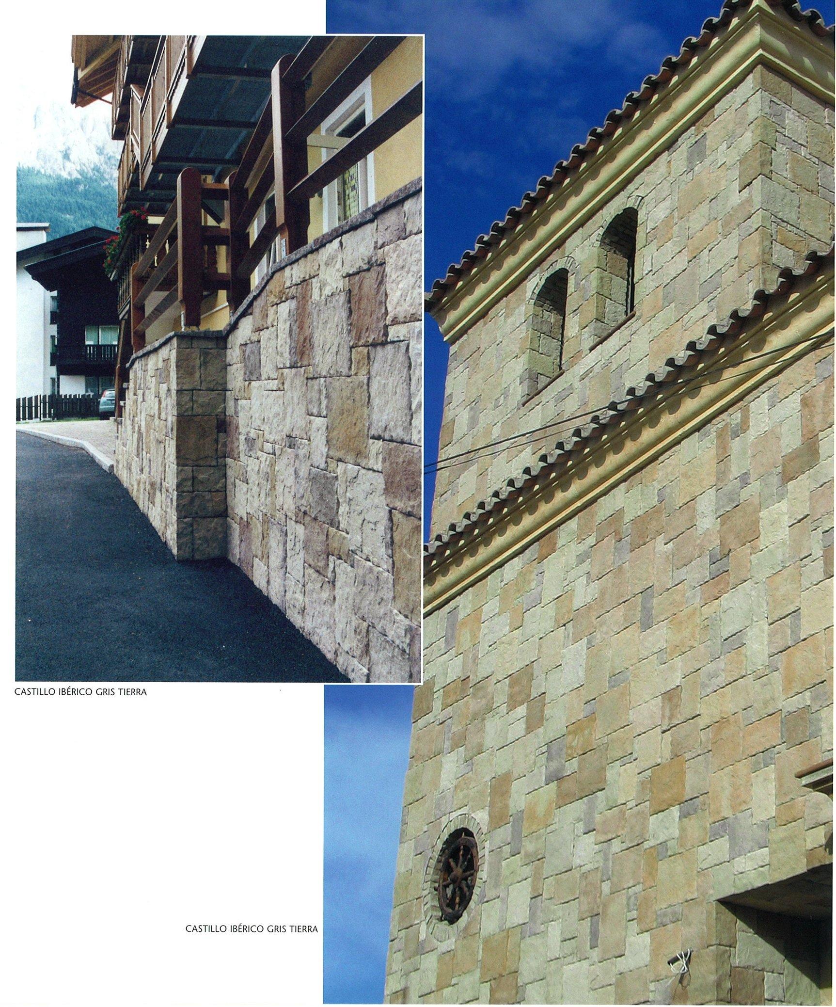 piedra cultivada castillo iberico gris tierra