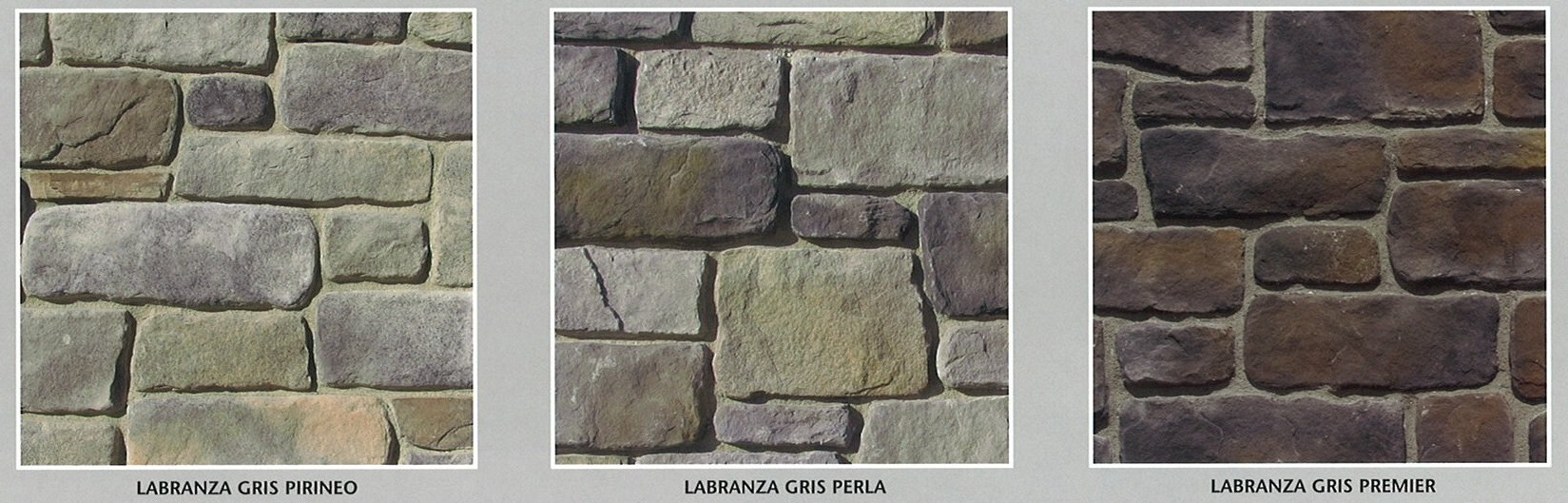 Piedra cultivada artificial modelo labranza cemat gijon - Piedra artificial madrid ...