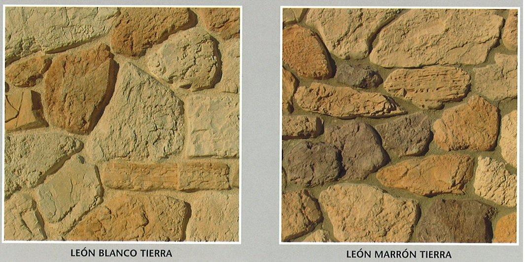 piedra cultivada leon blanco modelos