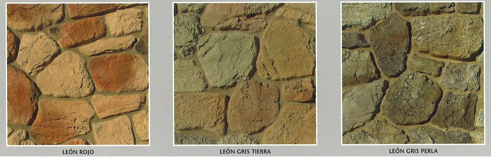 piedra cultivada leon modelos 2