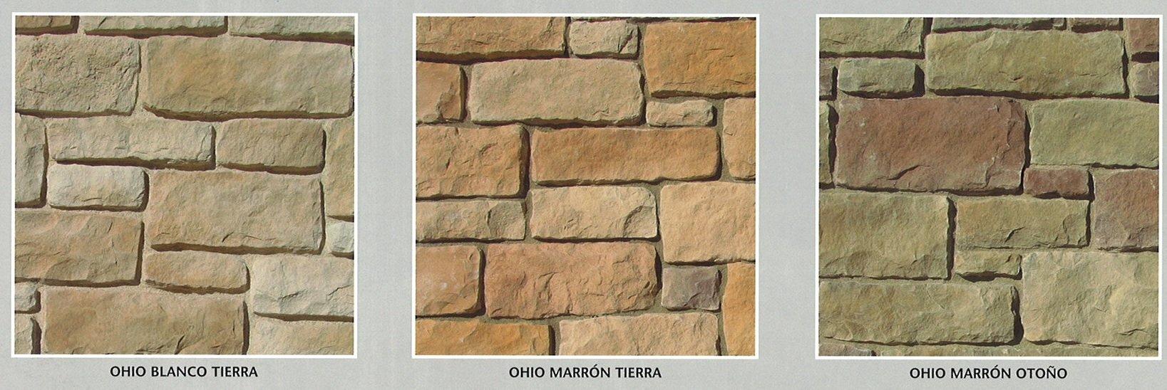 piedra cultivada ohio modelos