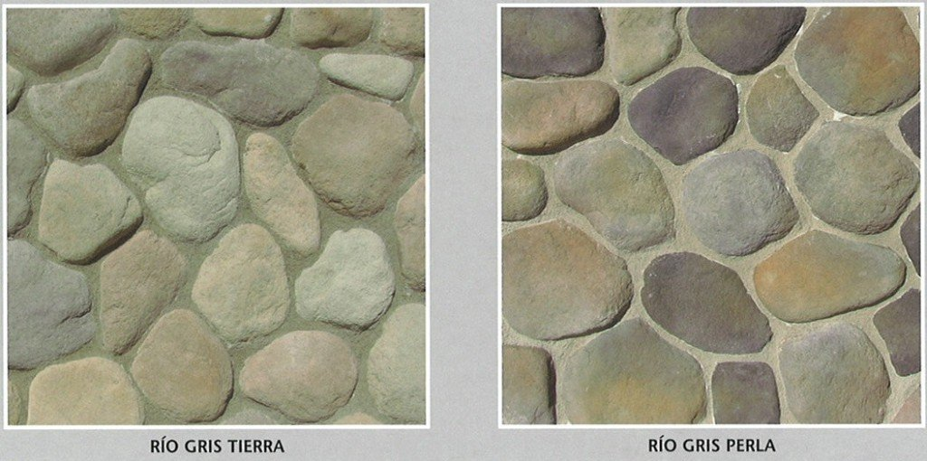 Piedra artificial decorativa modelo rio cemat gijon asturias for Piedra artificial decorativa