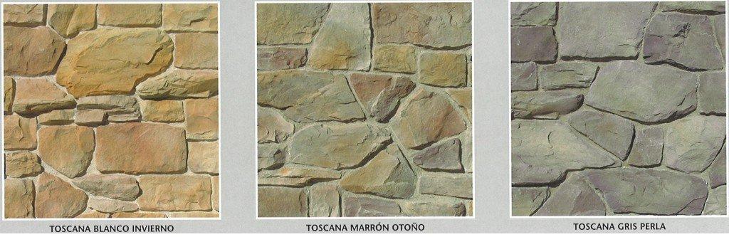 Piedra artificial modelo toscana cemat gijon asturias - Piedra artificial madrid ...