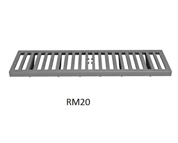 reja fundicion mecalinea rm20