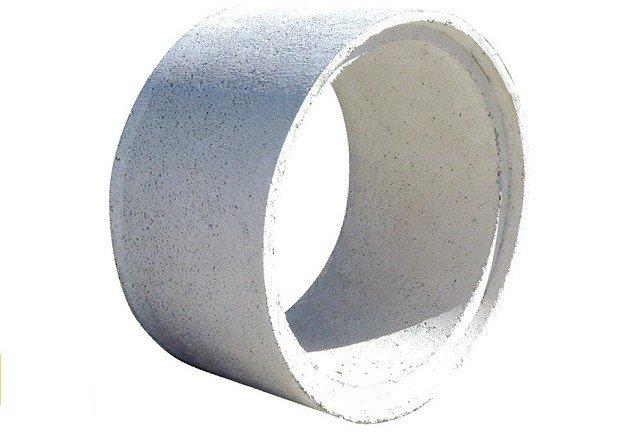 anillo de hormigon