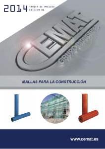 caratula mallas para la construcción
