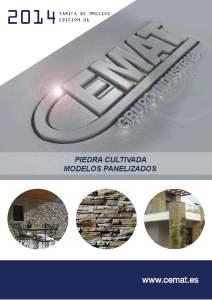 caratula piedra modelos panelizados